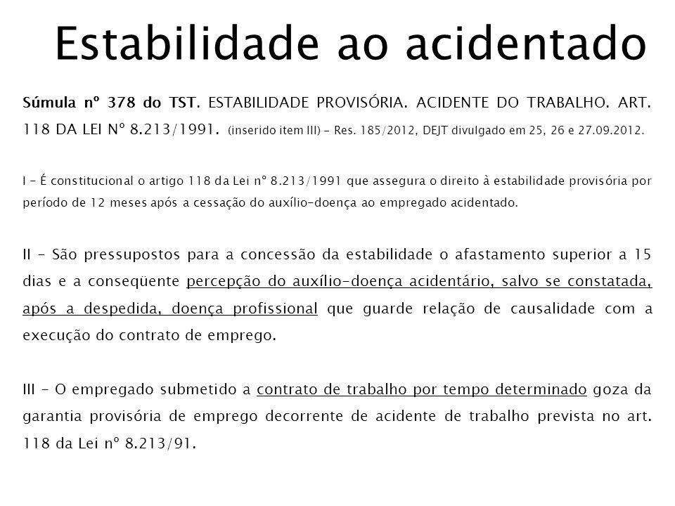 Periculosidade Exposição eventual (?) Súmula nº 364 do TST.
