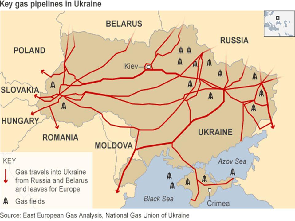 Interesse econômico russo na região da Ucrânia: Se a região realmente se separar de Kiev, isso será um duro golpe para a economia da Ucrânia.