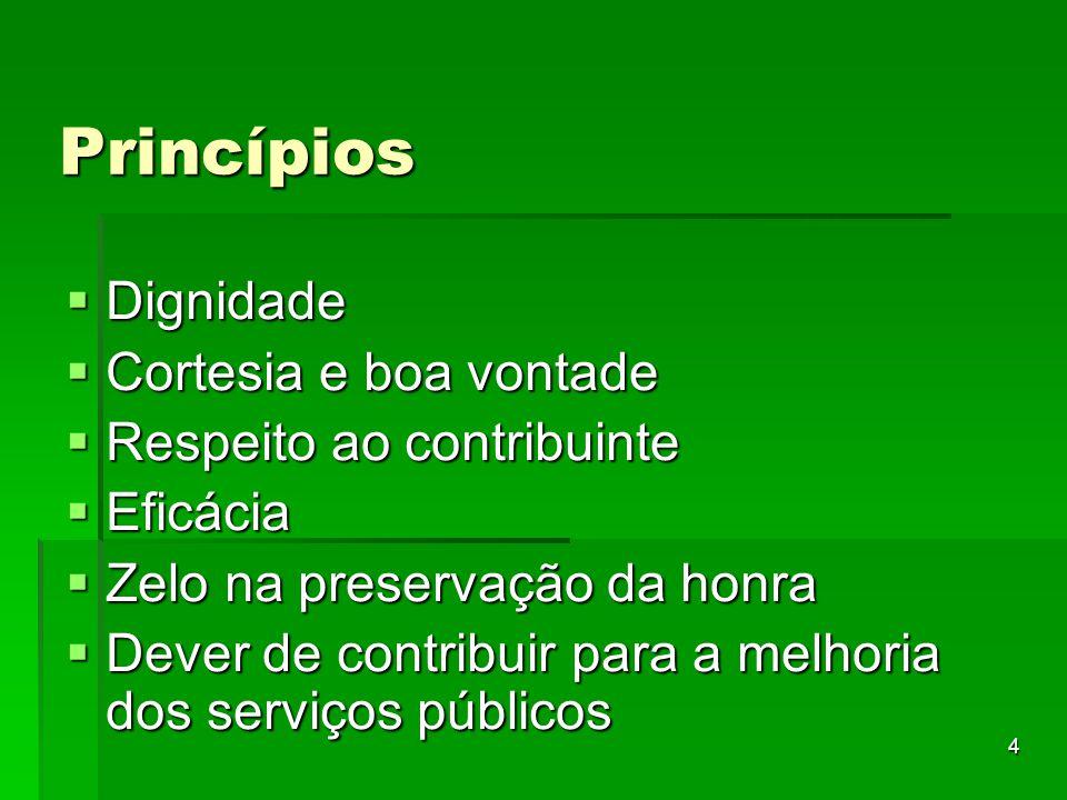 3 Princípios Constitucionais  Princípios da administração pública, segundo a CF  Legalidade  Impessoalidade  Moralidade  Publicidade  Eficiência