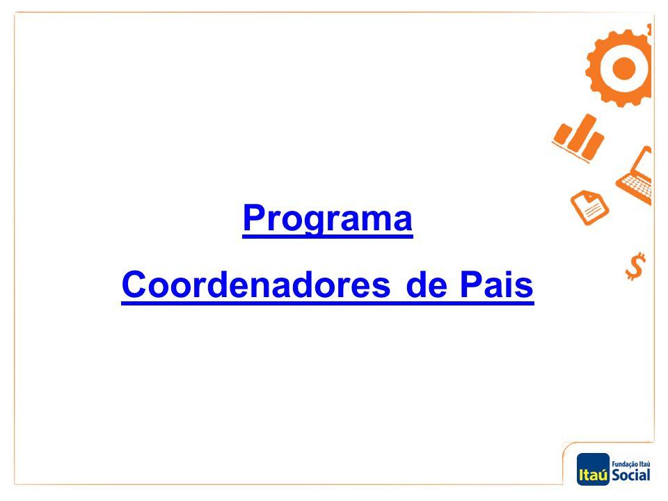 Programa Coordenadores de Pais