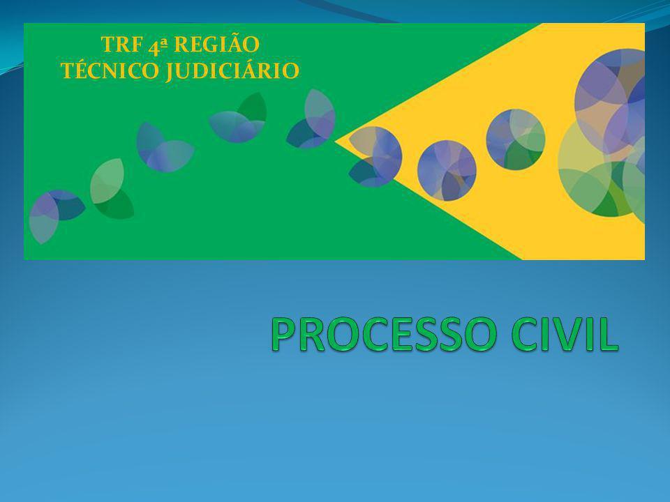 TRF 4ª REGIÃO TÉCNICO JUDICIÁRIO