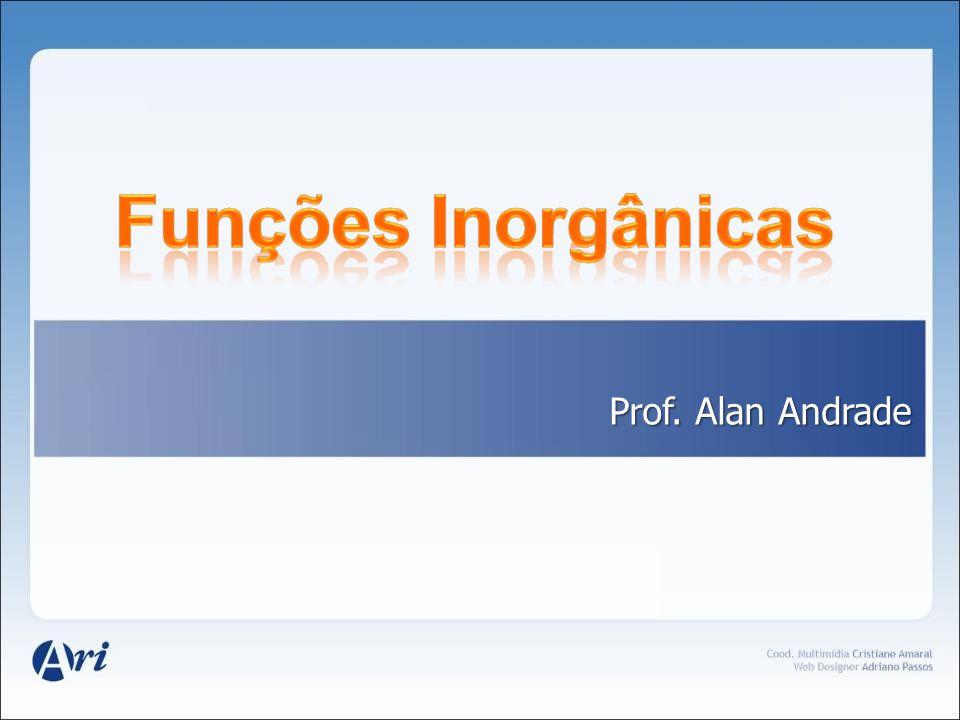 Prof. Alan Andrade