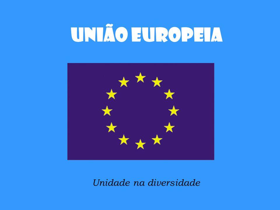 As instituições da União Europeia As instituições da União Europeia são: Parlamento Europeu Conselho Europeu Comité econômico e social Comissão Europeia Tribunal de Justiça Tribunal de Contas Europeu Conselho da União Europeia