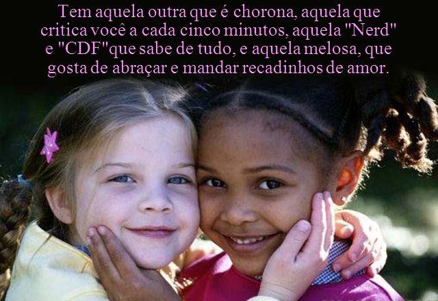 Digo sem piscar que a amizade vale a pena.. E quem me ensinou isso, foi Você!!!!
