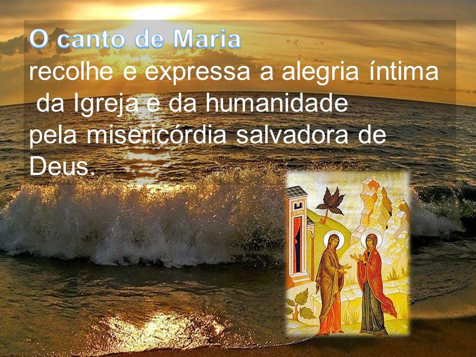 Por isso, como cristãos do século XXI, continuamos a cantar a grandeza de Maria.
