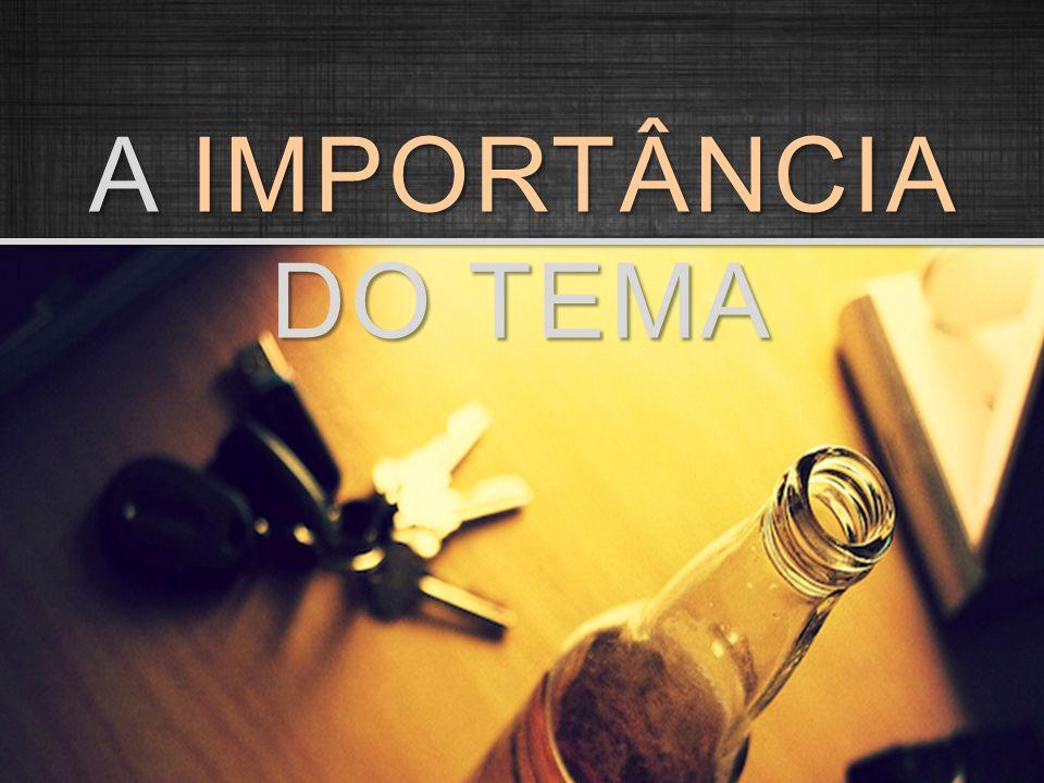 A IMPORTÂNCIA DO TEMA