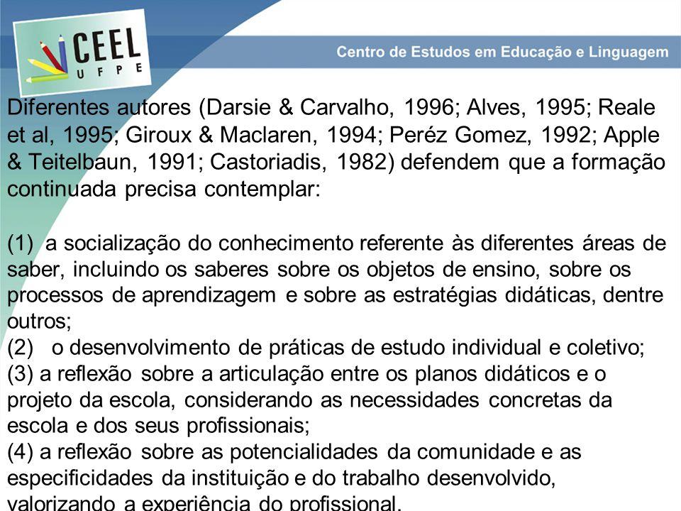 2 - Desenvolvimento de habilidades/capacidades de produção e compreensão de textos orais e escritos.