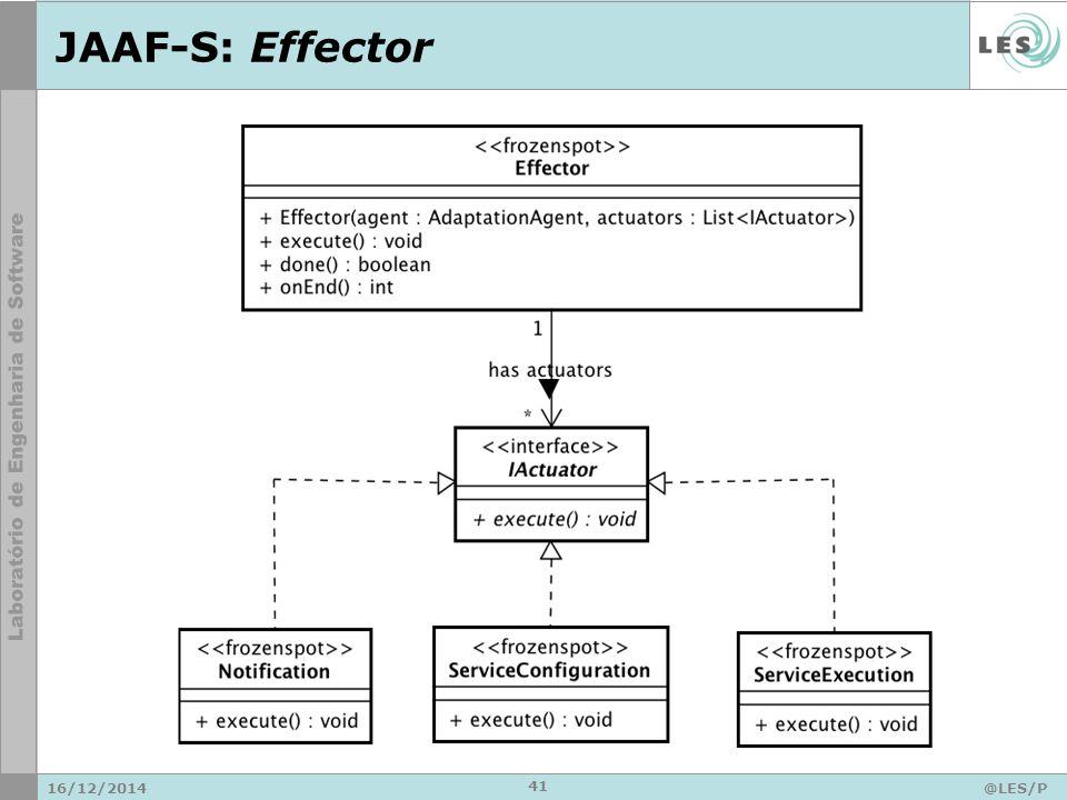 JAAF-S: Effector 16/12/2014@LES/P UC-Rio 41
