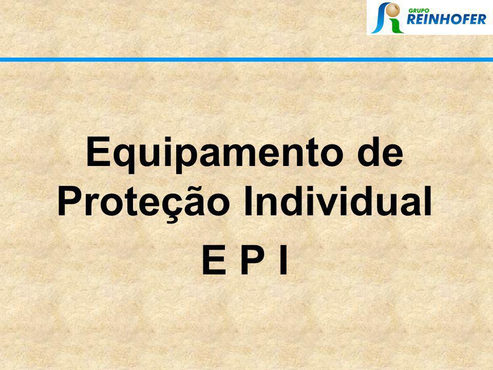 EXEMPLOS DE EPC Proteção de correias e polias; Coifa de proteção para serras circulares; Proteção de esmeril; Corrimão de escadas ou plataforma; Fusív