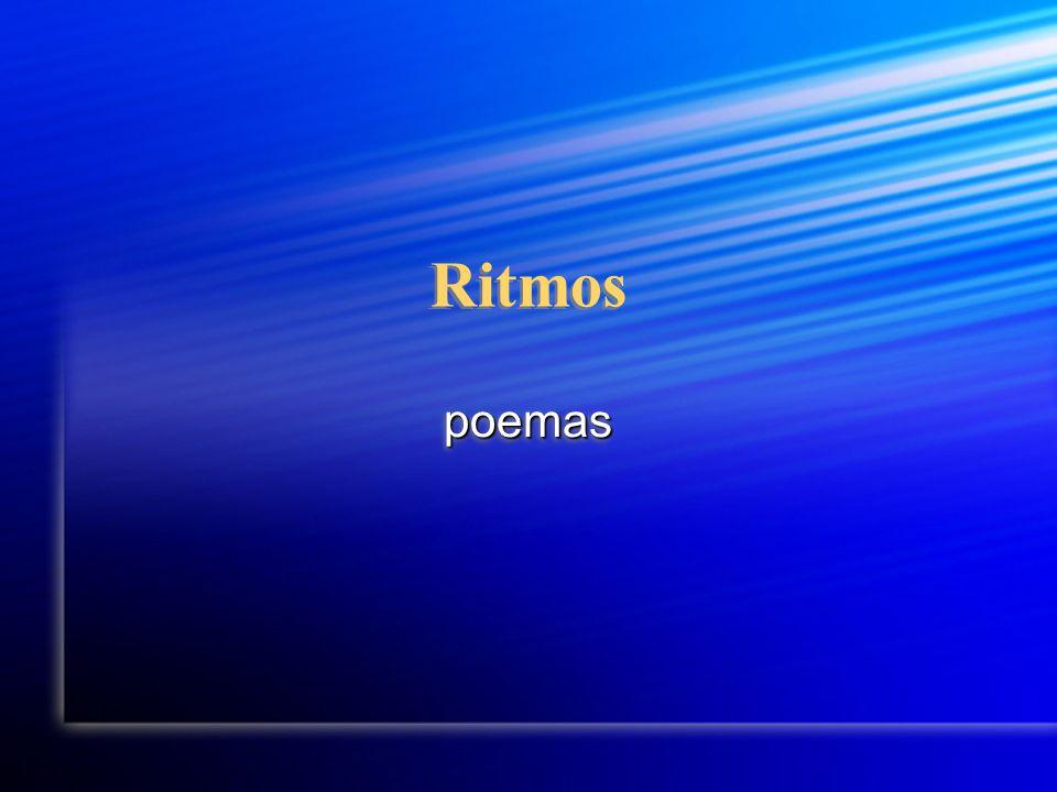 Ritmos poemaspoemas