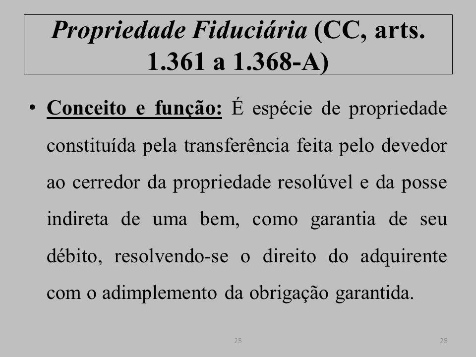 Direitos reais de Garantia Prof. Alessandro Segalla Pós-Graduação EPD - 2012 26