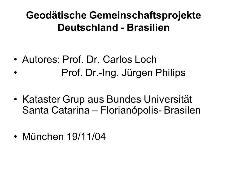 Autores: Prof. Dr. Carlos Loch Prof. Dr.-Ing.