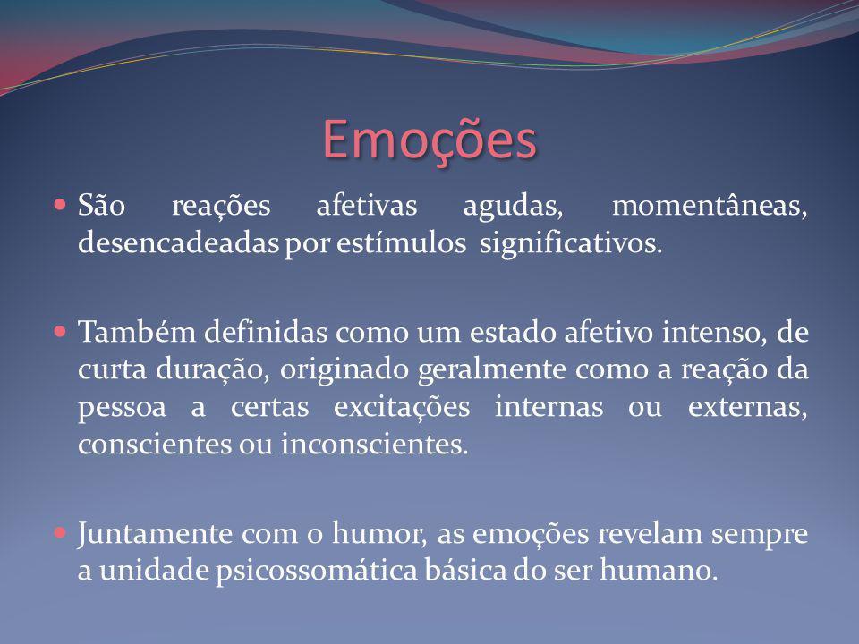 Aspectos cerebrais e neuropsicológicos das emoções III.