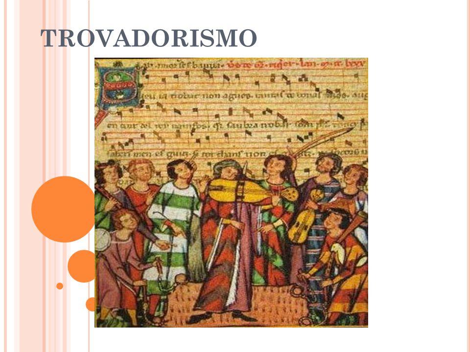 E SCOLAS L ITERÁRIAS PORTUGAL Era Medieval Trovadorismo (séc.