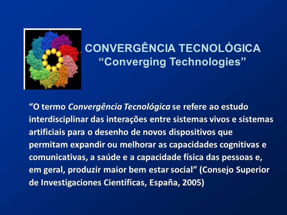 Convergência é o processo/abordagem que busca compatibilidade e sinergia de diferentes disciplinas e tecnologias, pela aplicação integrada de conhecimento em toda sua extensão (p.