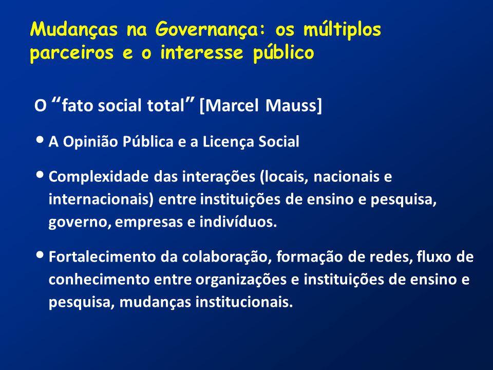 Inovação com Responsabilidade Social estratégias de desenvolvimento não-predatórias e mitigadoras dos efeitos negativos já produzidos.