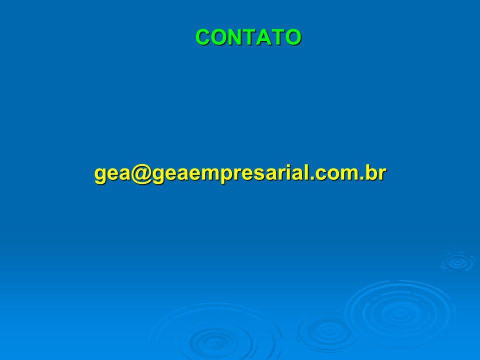 CONTATO gea@geaempresarial.com.br