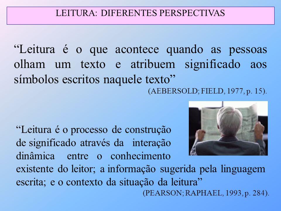 Prestar atenção nas palavras de transição, conhecidas como Marcadores de discurso connectors linkers: MARCADORES DISCURSIVOS TÉCNICAS E ESTRATÉGIAS DE LEITURA EM INGLÊS