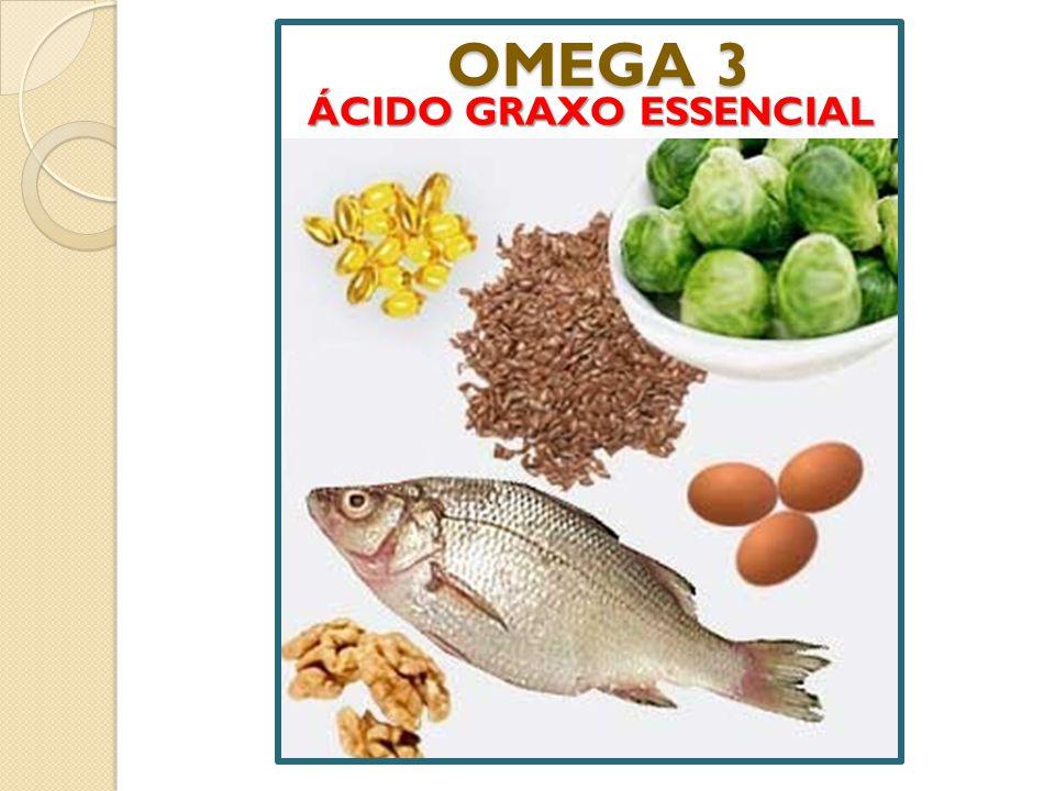 ÁCIDO GRAXO ESSENCIAL