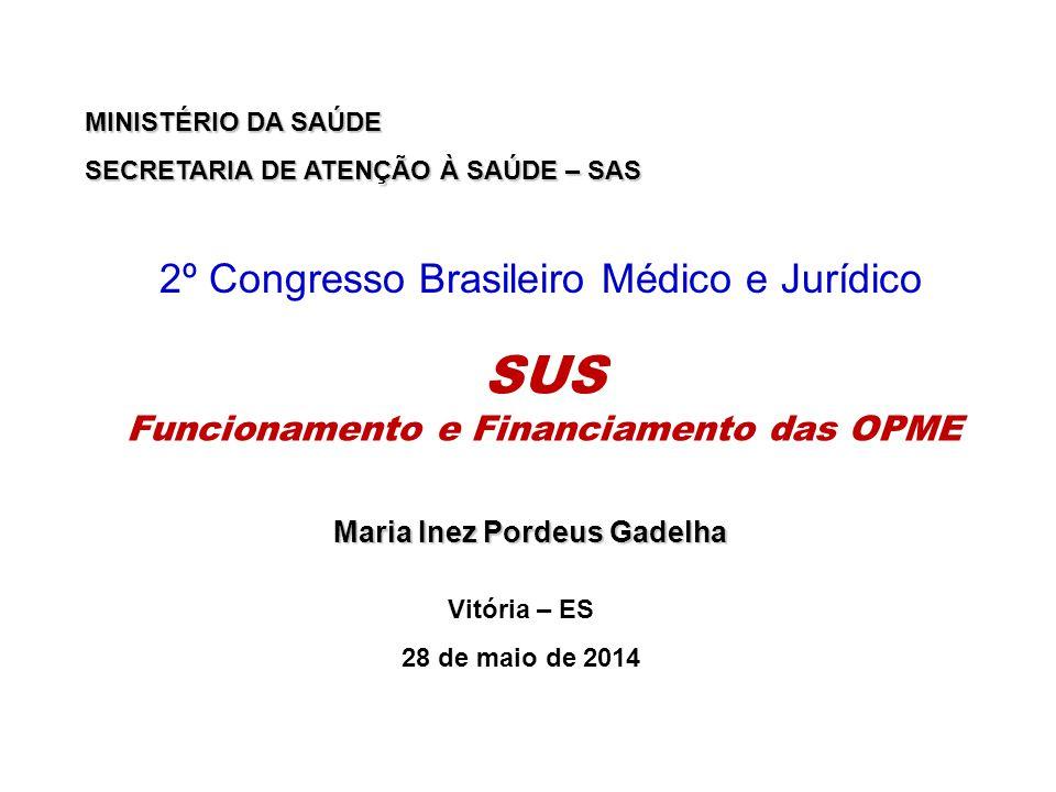 O SISTEMA DE SAÚDE BRASILEIRO BRASILEIRO