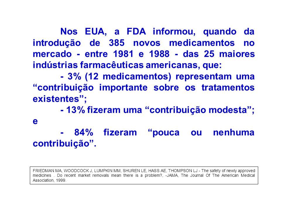 PRESCRIRE AWARDS – 1981-2013 YearPilule d´Or/Golden Pill AwardHonours List 1989 Epoetin alfa (B)Pyrimethamine (new indication) (RA) - Nimodipine (new indication) (RA) - Ivermectin (B)Octreotide (RA) 1988 Mefloquine (B) Flumazenil (RA) - Nimodipine (RA) Zidovudine (B) 1987 Gonadorelin (B)Interferon alfa (RA) -Sustained release morphine (RA) - Aciclovir (OAA) - Rifampicin Triptorelin (RA)(RA) - Carbamazepine (new indication) (RA) 1986Aciclovir (RA)Somatorelin (RA) - Isotretinoin (RA) 1985no awardedAmoxicilin + clavulanic acid (OAA) 1984 no awardedKetoconazole (RA) - Aminoglutethimide (RA) - Sucralfate (RA) 1983Captopril (RA)Etetrinate (RA) 1982no awardedEtridonic acid (RA) - Desmopressin (RA) - Isaxonine (RA) - Oxamniquine (RA) 1981Hepatitis B vaccine (B) Cyproterone (RA) - Theophiline (RA) - Bepridil (RA) - Inosine acedoben dimepranol (RA) - Pyrazinamide (RA) - Diltiazem (RA) B = Bravo RA = Real Advance OAA = Offers An Advantage Fonte: Rev Prescrire February 2013; 33 (352): 87-90.