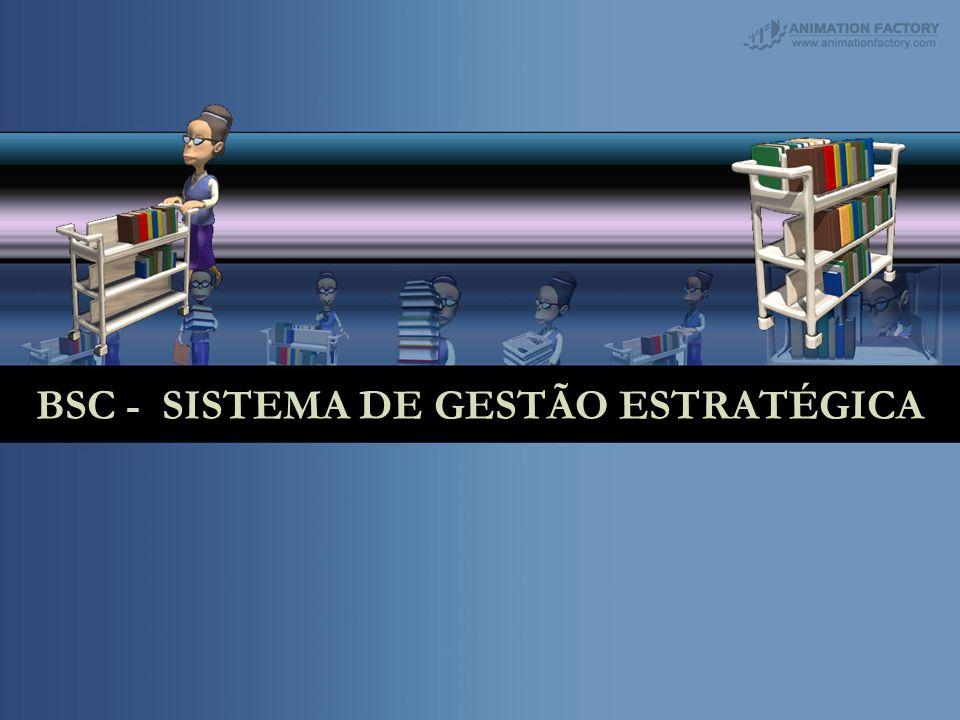 BSC - SISTEMA DE GESTÃO ESTRATÉGICA