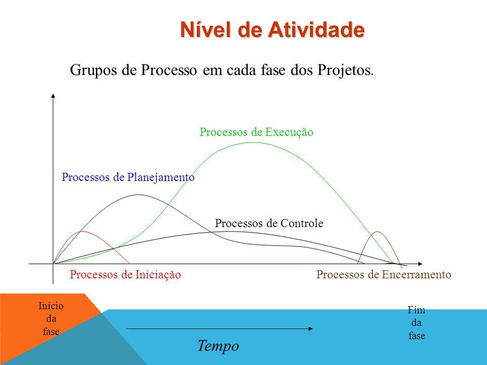 A Gerência de projetos exige uma forte interação com as demais áreas. Estas interações podem ser claras e diretas ou, indiretas. Estas interações exig