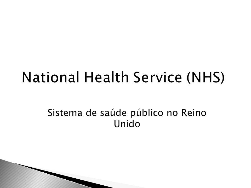 Sistema de saúde público no Reino Unido