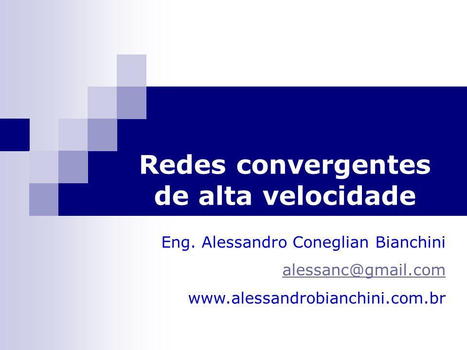 2 Apresentação Alessandro Coneglian Bianchini exerce a função de engenheiro na NEC Brasil, atuando na elaboração de projetos e implantação de VoIP, Wireless, Redes e Segurança da informação; formado em engenharia elétrica com ênfase em telecomunicações pela Escola de Engenharia Mauá-SP, pós-graduado em segurança da informação pelo IBTA-SP e também pós-graduado em engenharia de rede e sistema de telecomunicações pelo INATEL-MG; Possui certificações de fabricantes como Cisco,Allied Telesyn, Fortinet e Vmware.