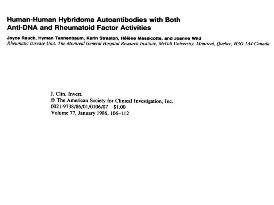 Introdução Fator reumatóide (FR) - anti-imunoglobulinas IgG – reação com IgG autólogos e heterólogos.