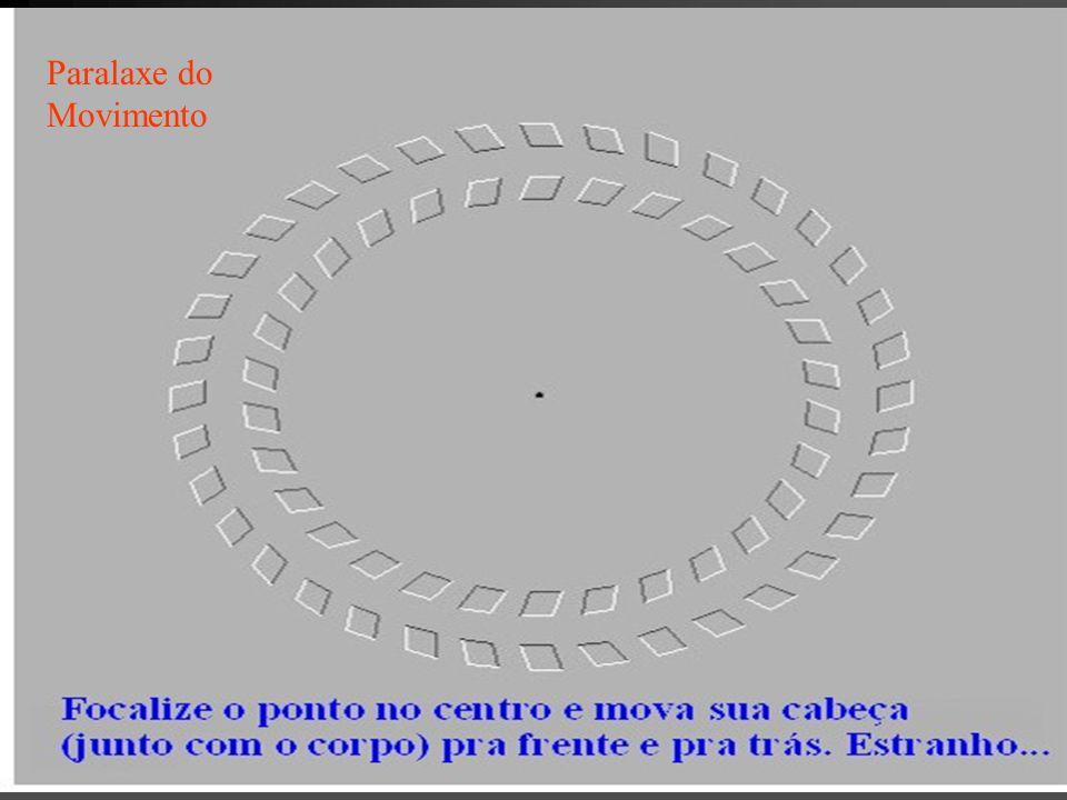cecilia@ic.unicamp.br – II Workshop de Engenharia de Software UNESP Bauru 43 Paralaxe do Movimento