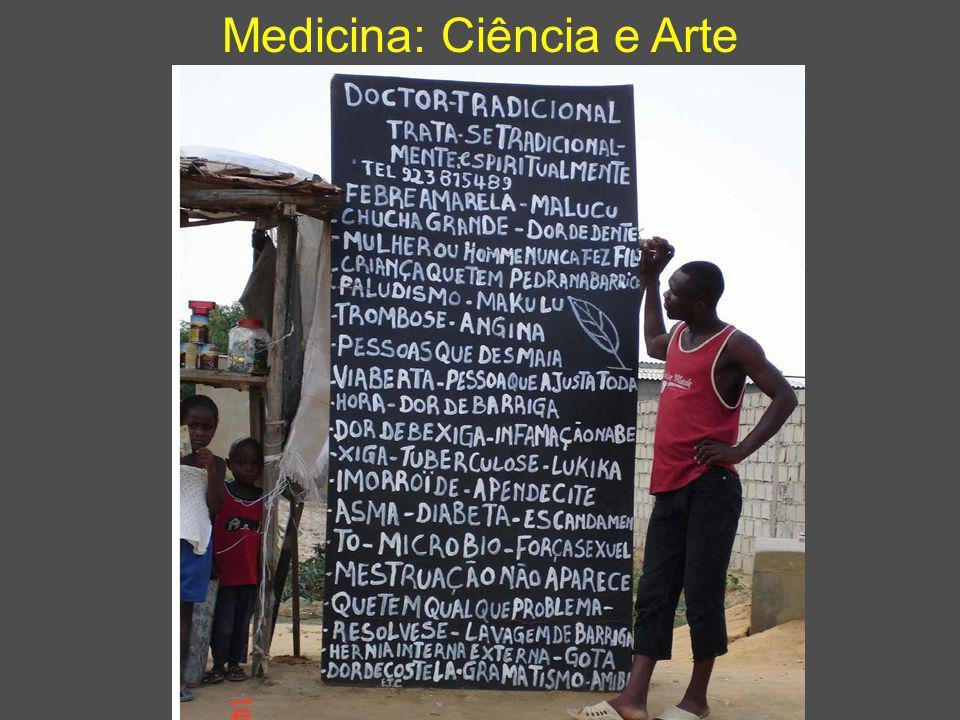 Medicina: Ciência e Arte