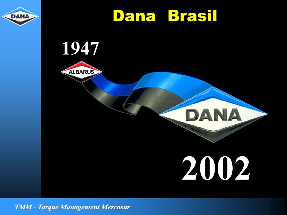 TMM - Torque Management Mercosur Dana Brasil 1947 2002