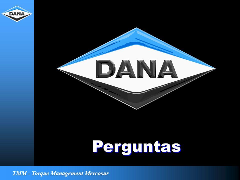 TMM - Torque Management Mercosur Perguntas