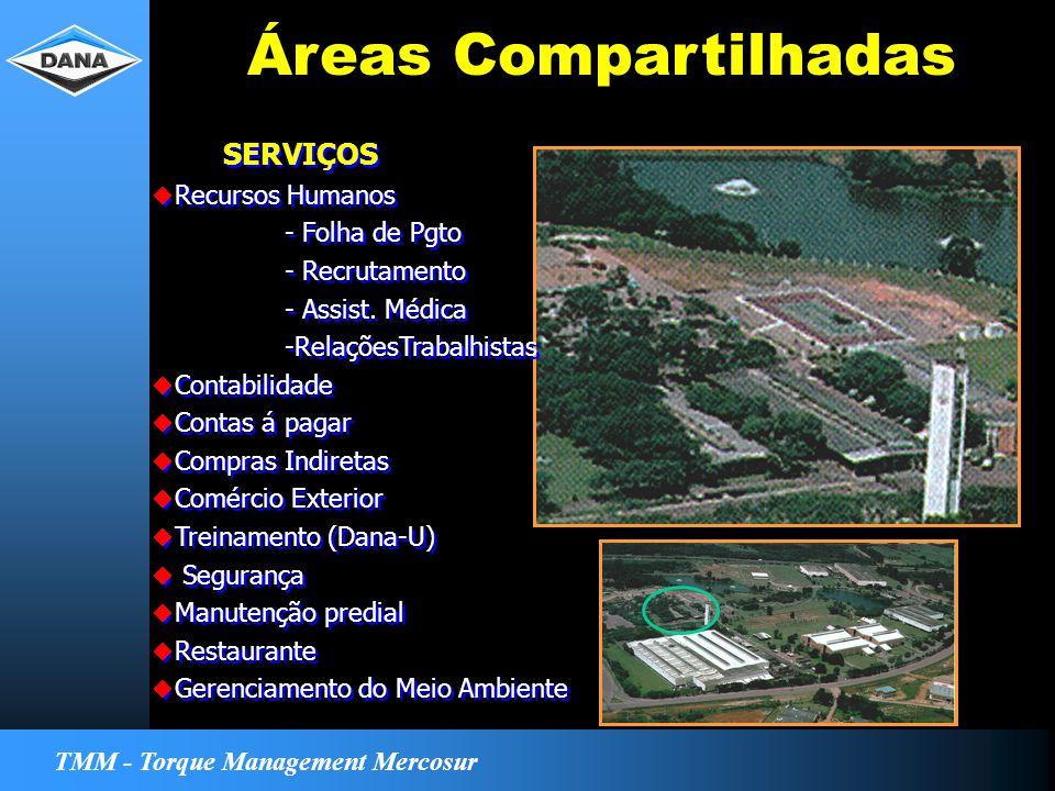 TMM - Torque Management Mercosur  Recursos Humanos - Folha de Pgto - Recrutamento - Assist.