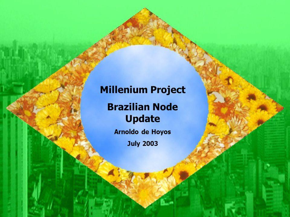 Eco 92 Earth Summit (Rio) 3 World Social Forum 2001-2002-2003 (Porto Alegre) URI - Inter-religious World Summit August/2002 (Rio) BRAZIL World Culture Forum (São Paulo, 2004)