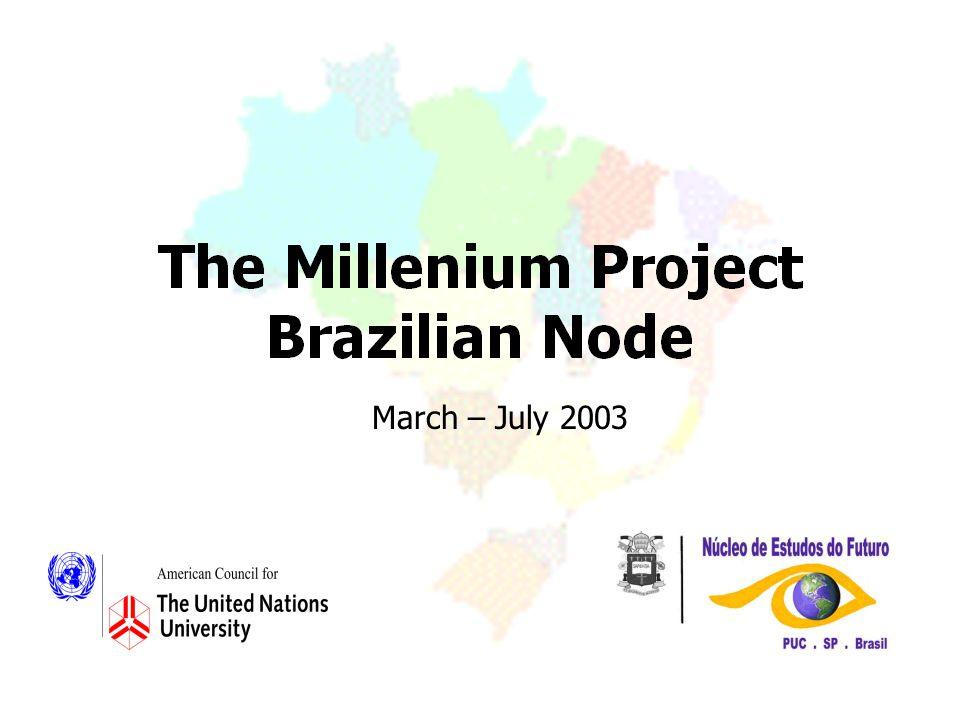 World Culture Forum São Paulo - June 26-July 4, 2004. www.forumculturalmundial.org