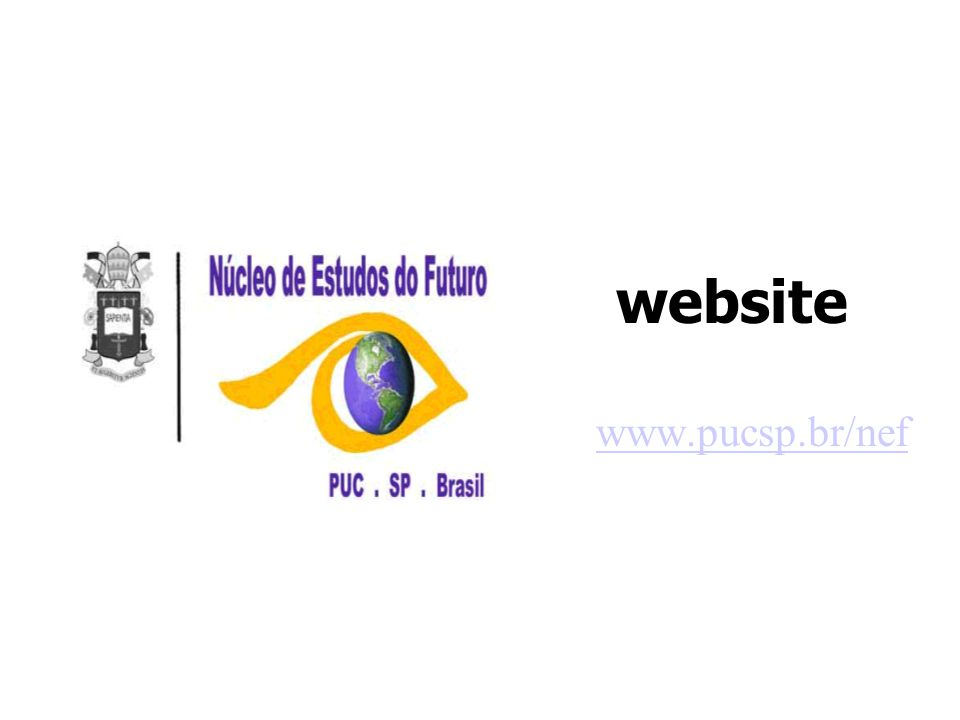 website www.pucsp.br/nef