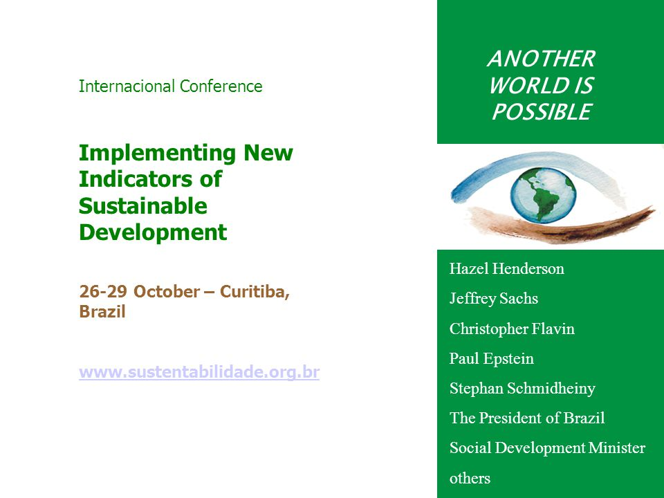 Education and Sustainability two paths for the Brazilian future