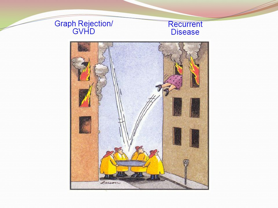 Graph Rejection/ GVHD Recurrent Disease