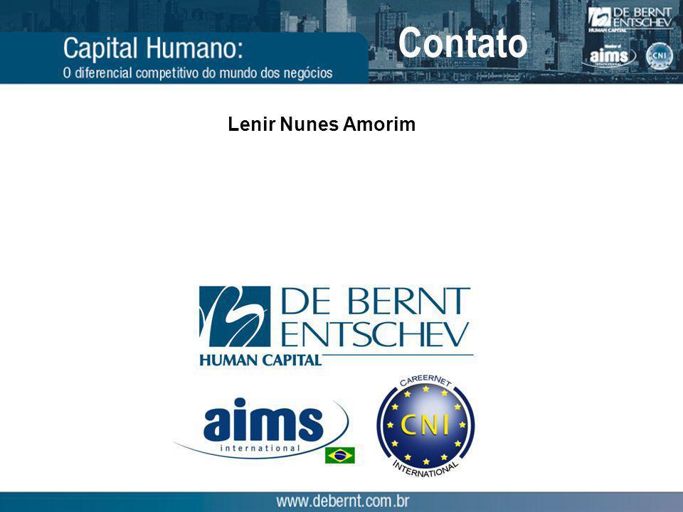 Contato Lenir Nunes Amorim