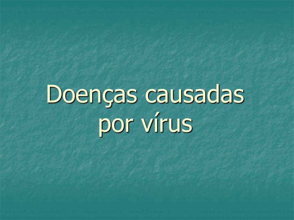 Doenças causadas por vírus