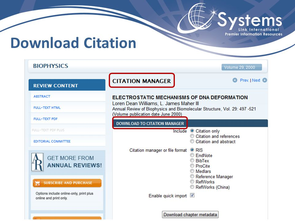 Download Citation