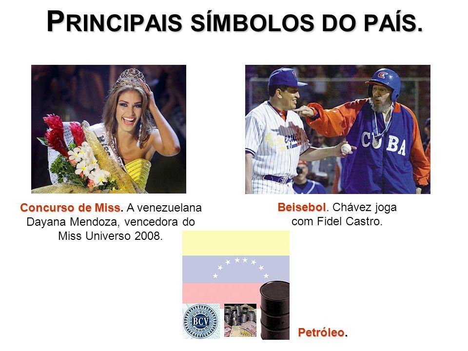 E ESTE? HUGO RAFAEL CHÁVEZ FRIAS, célebre e polêmico presidente venezuelano.