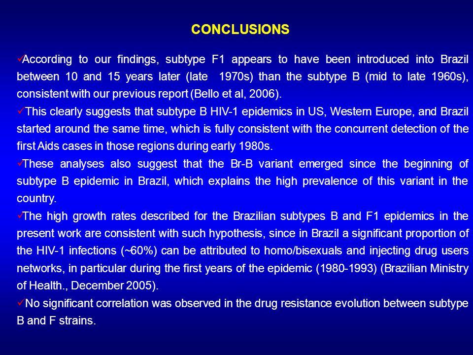 Prevalência de mutações de resistência aos inibidores da protease