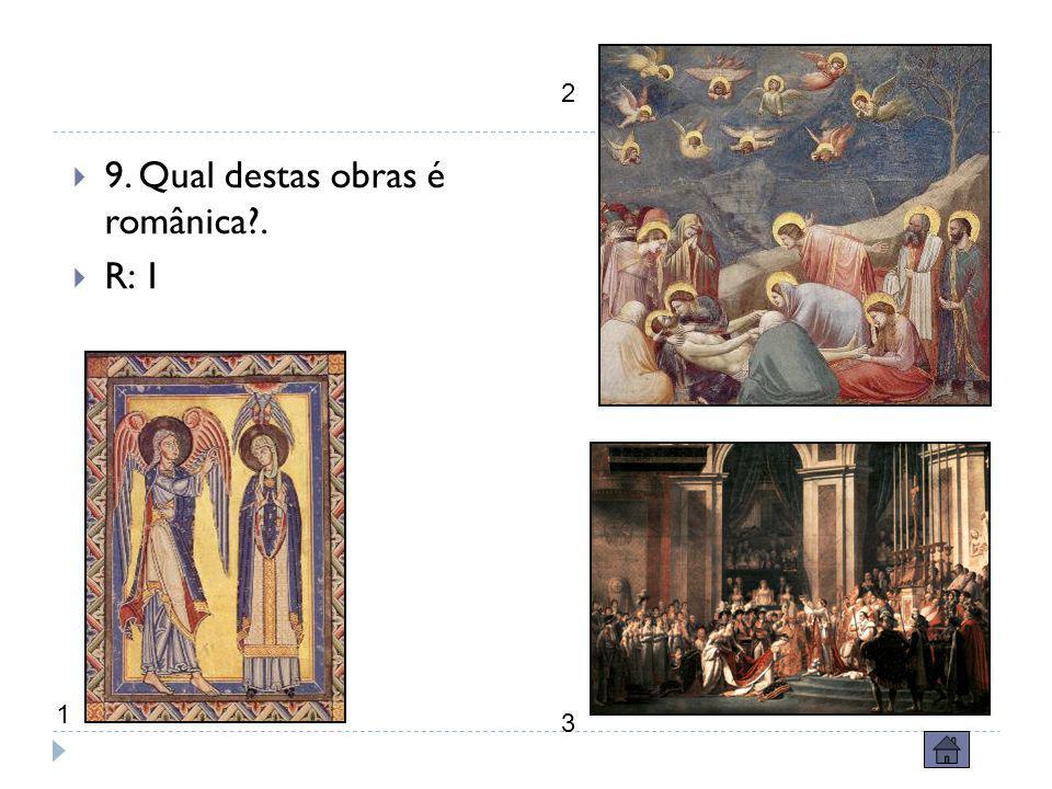  8. Cite os dois personagens principais desta tela de Rubens  R: Sansão e Dalila