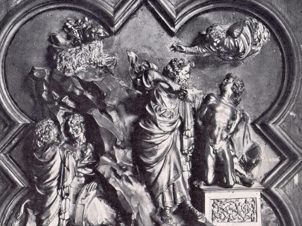 O Sacrifício de Isaac - Gn 22  2.