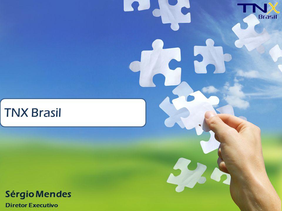 Sérgio Mendes Diretor Executivo TNX Brasil