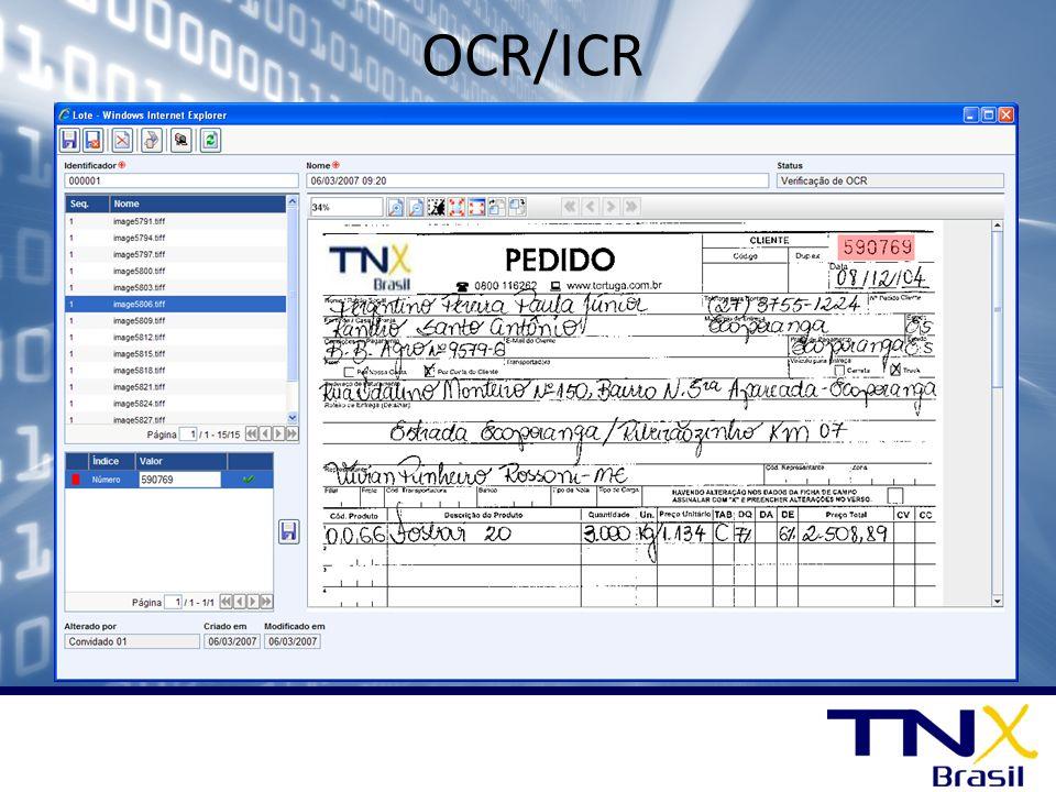 OCR/ICR