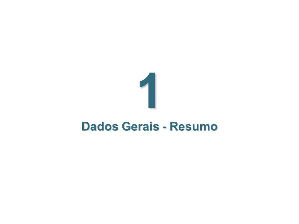 1 Dados Gerais - Resumo